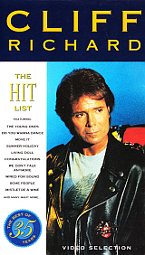 Cliff Richard: The Hit List